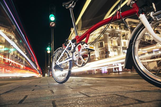 best folding bike for the city
